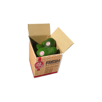 Box of 10 Avocados for sale