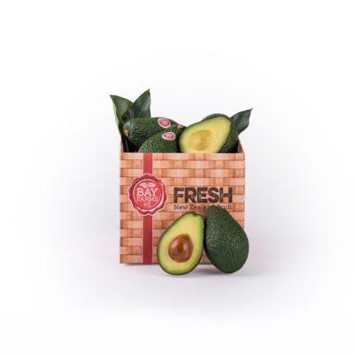 Box Of 10 Bayfarms Online Avocados