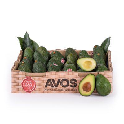 Box Of 24 Avocados
