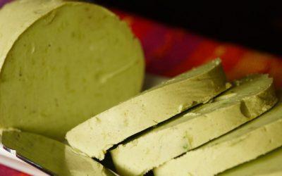 Garlic & Herb Avocado Butter