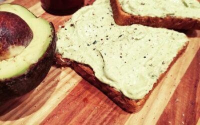 Avo Whip Toast Tuesday